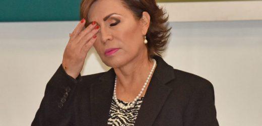 Diputados aprueban juicio político contra Rosario Robles