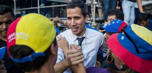 Guaidó intenta revivir protestas contra Maduro en Venezuela