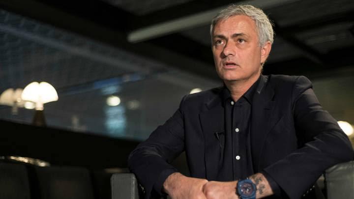 Mourinho llega al Tottenham