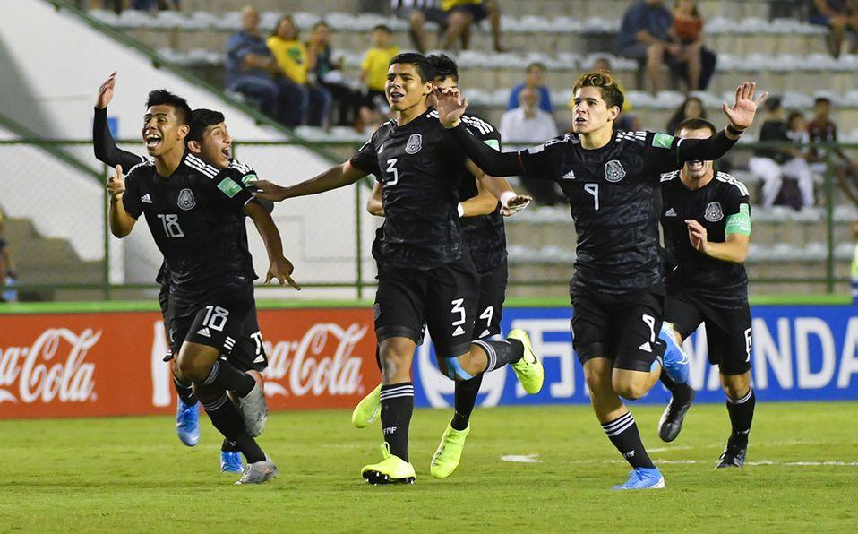 México a la final del Mundial Sub 17