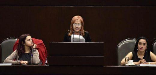 Confirman la elección de Rosario Piedra Ibarra al frente de la CNDH
