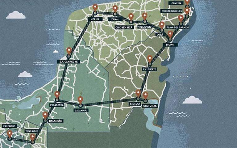 Hoy inicia consulta a comunidades indígenas sobre el tren maya