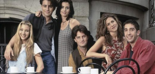 Confirmado 'Friends' regresa en HBO