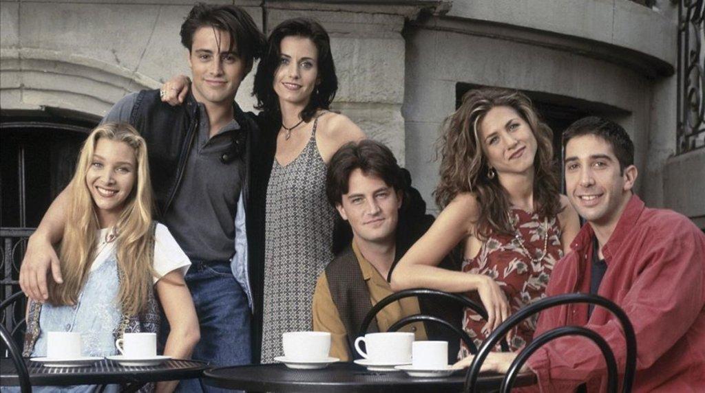 Confirmado 'Friends' regresa en HBO