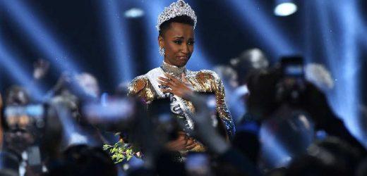 Miss Sudáfrica es Miss Universo 2019