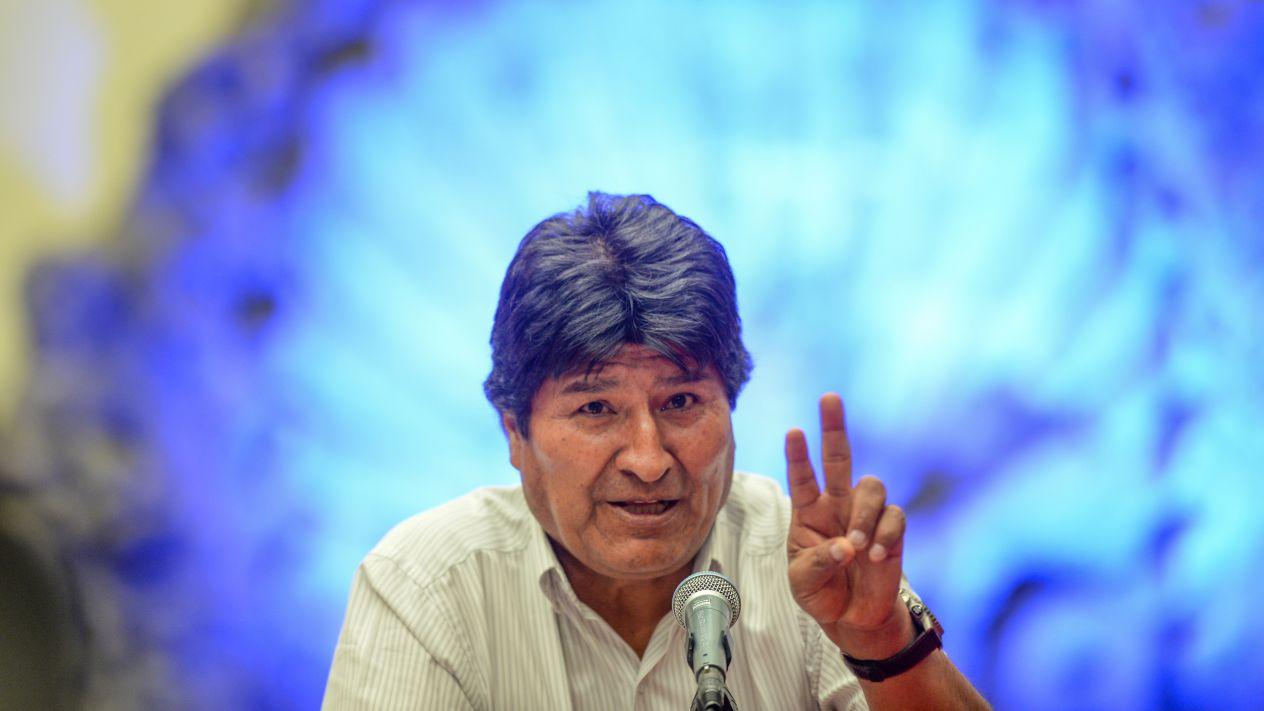 Coperacha de Diputados para Evo Morales