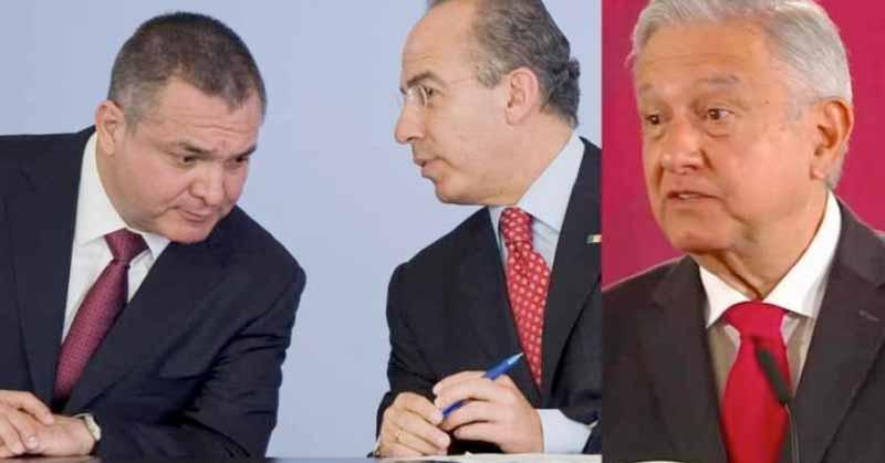 AMLO descarta investigación contra Calderón