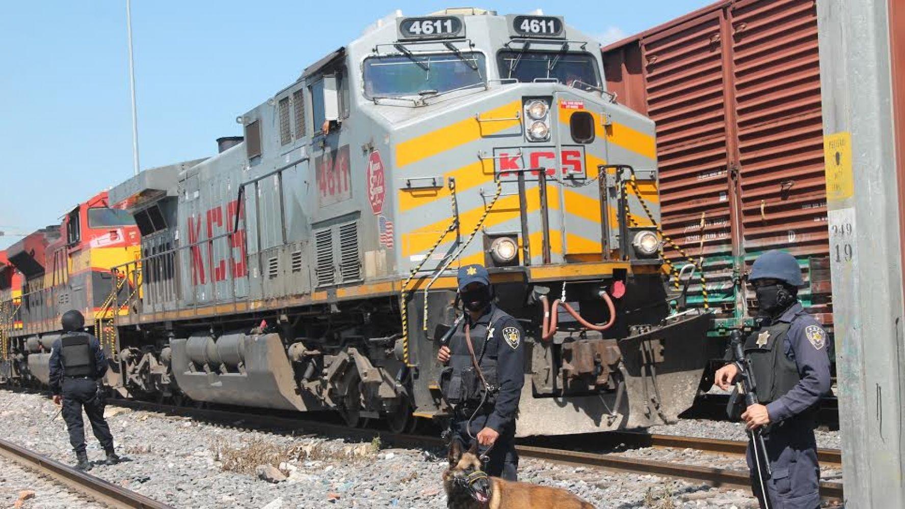 Crece asalto a trenes en el norte