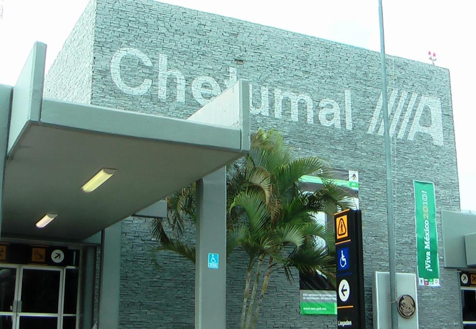 Crece 15.1% tránsito de pasajeros en aeropuerto de Chetumal