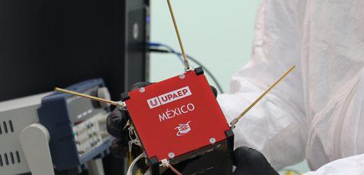 Exitoso lanzamiento del nanosatélite AztechSat-1