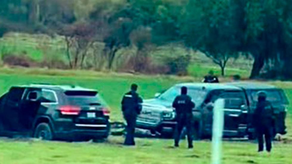 Guardia Nacional repele ataque armado en la carretera Celaya-Salamanca