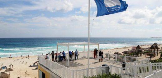 Cancún buscarán que sus playas sean Blue Flag