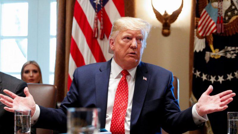 Confirman juicio político contra Trump
