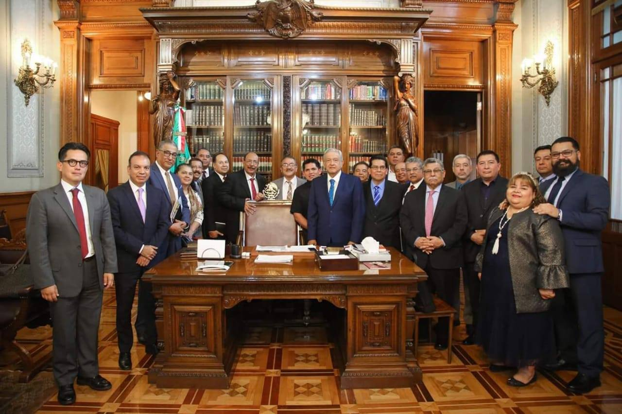 "Morena busca eliminar separación Estado-Iglesia para ""colaborar"" en desarrollo social"