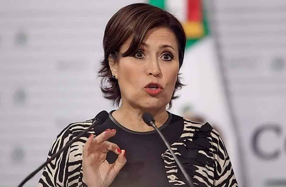 Desafía Rosario Robles a FGR