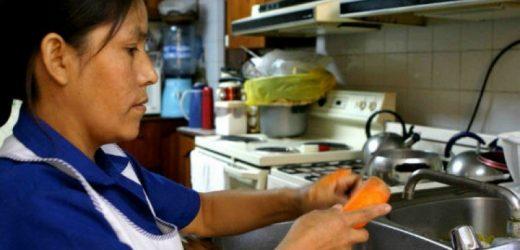 12 mil personas trabajadoras del hogar han sido afiliadas al IMSS