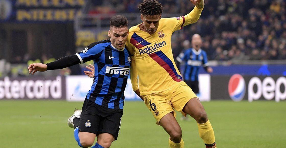 Eliminan al Inter