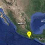 Oaxaca registra sismo de 5.2 grados