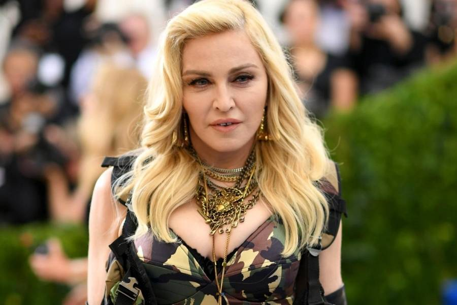 Madonna critica a Trump