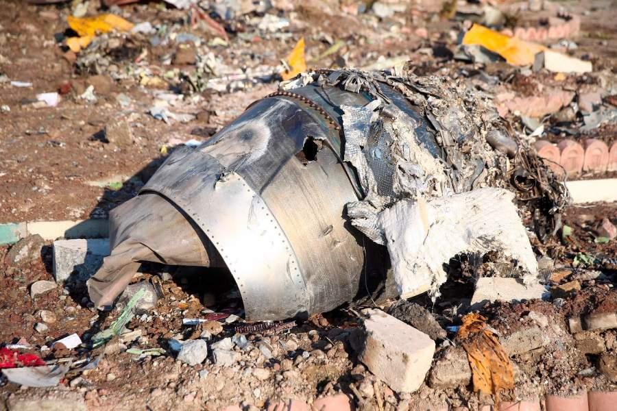 Aviación Civil de Irán insistió que el avión ucraniano no fue derribado por un misil