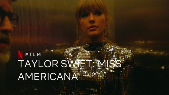 "Netflix estrenó ""Miss Americana"" de Taylor Swift"