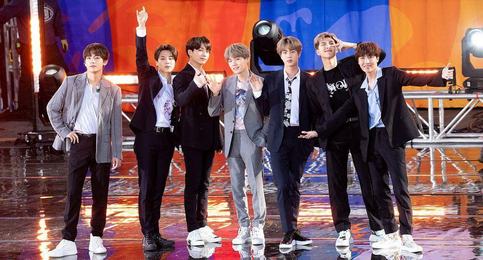 BTS podría dar una sorpresa en los Grammy