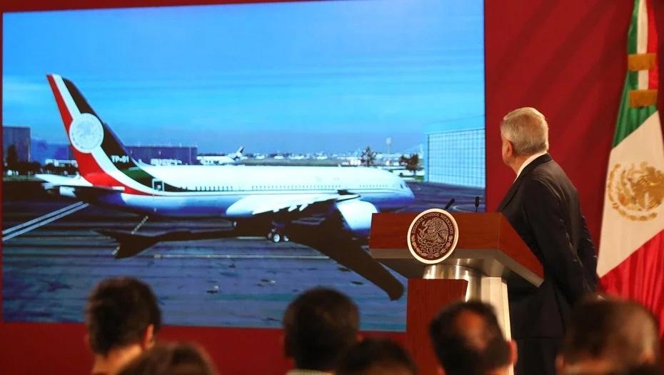 Analizan rifar avión presidencial por boletos de $500 pesos