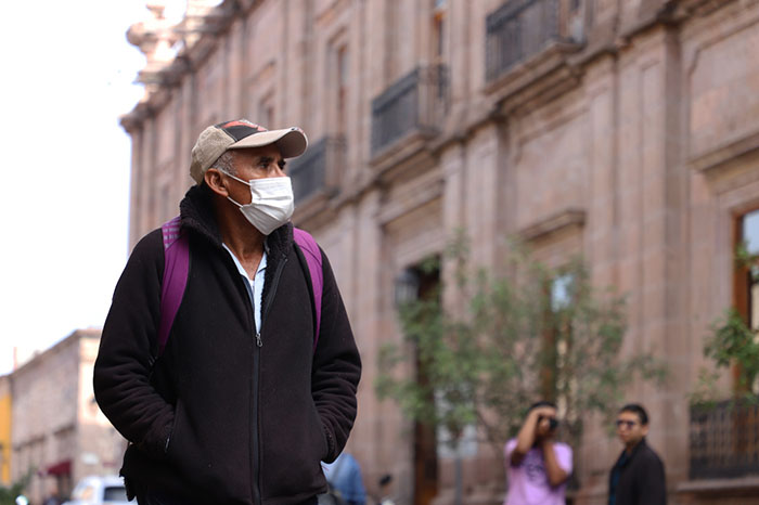 Alertan posible caso de coronavirus en Michoacán