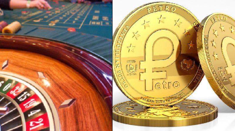 Maduro autoriza la apertura de un casino que operará con el petro