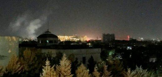 Embajada de EU en Irak es atacada con misiles