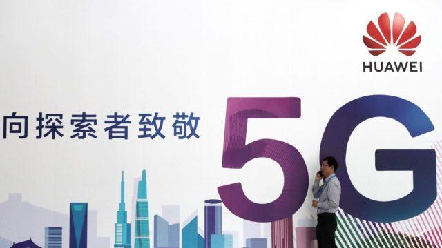 Huawei mantiene su posición con su red 5G