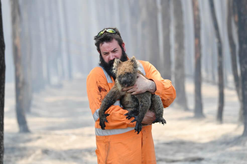 Los incendios de Australia afectan a las condiciones atmosféricas globales