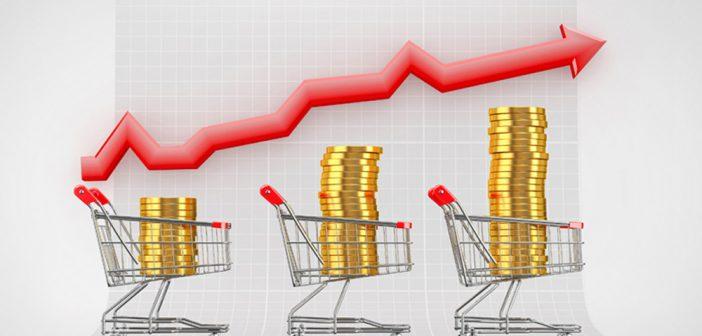 Inflación anual se ubica en 2.83%, la más baja desde 2013