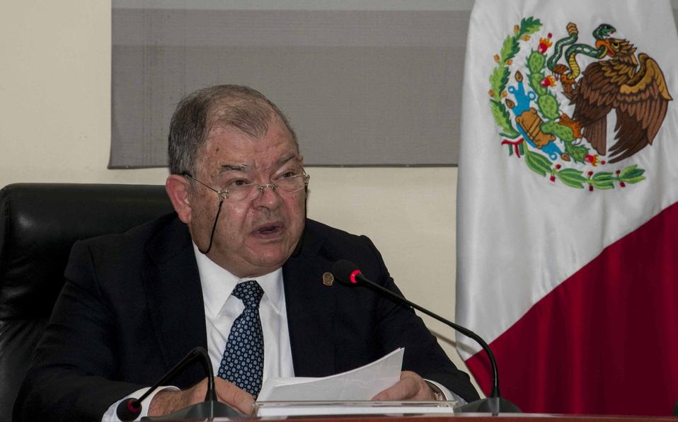 UIF confirma  investigación en contra del ex presidente del Tribunal Superior de Justicia