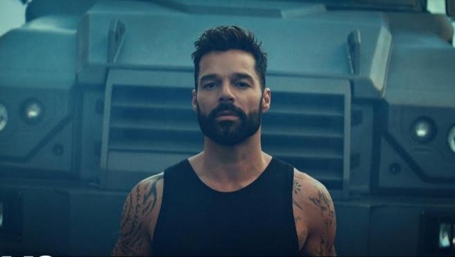 Ricky Martin estrena sencillo y video