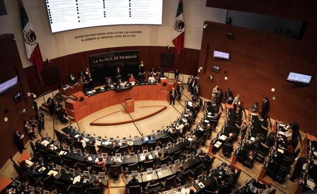 Reducen 53.63% los gastos que realizan Senadores en traslados internacionales, nacionales