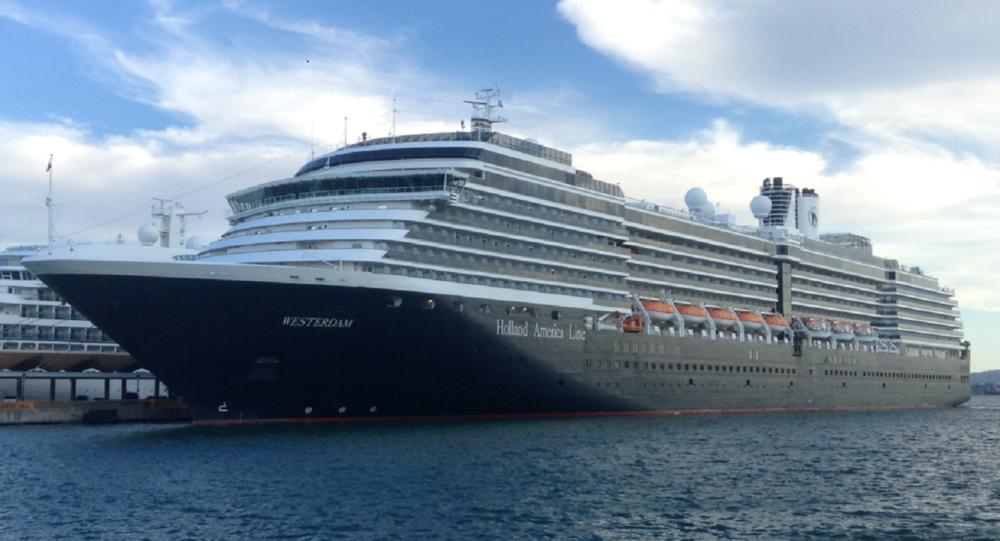 Tailandia niega entrada al crucero MS Westerdam por coronavirus