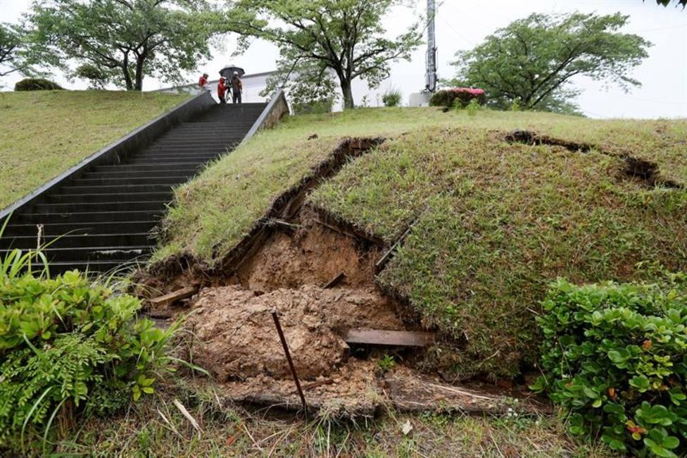 Terremoto sacude el norte de Japón