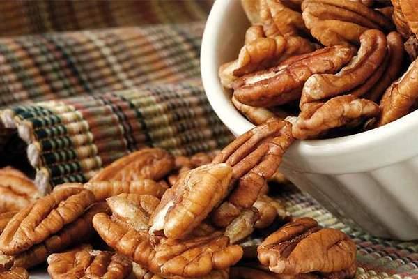 Consumo de nueces aumentan bacterias intestinales buenas