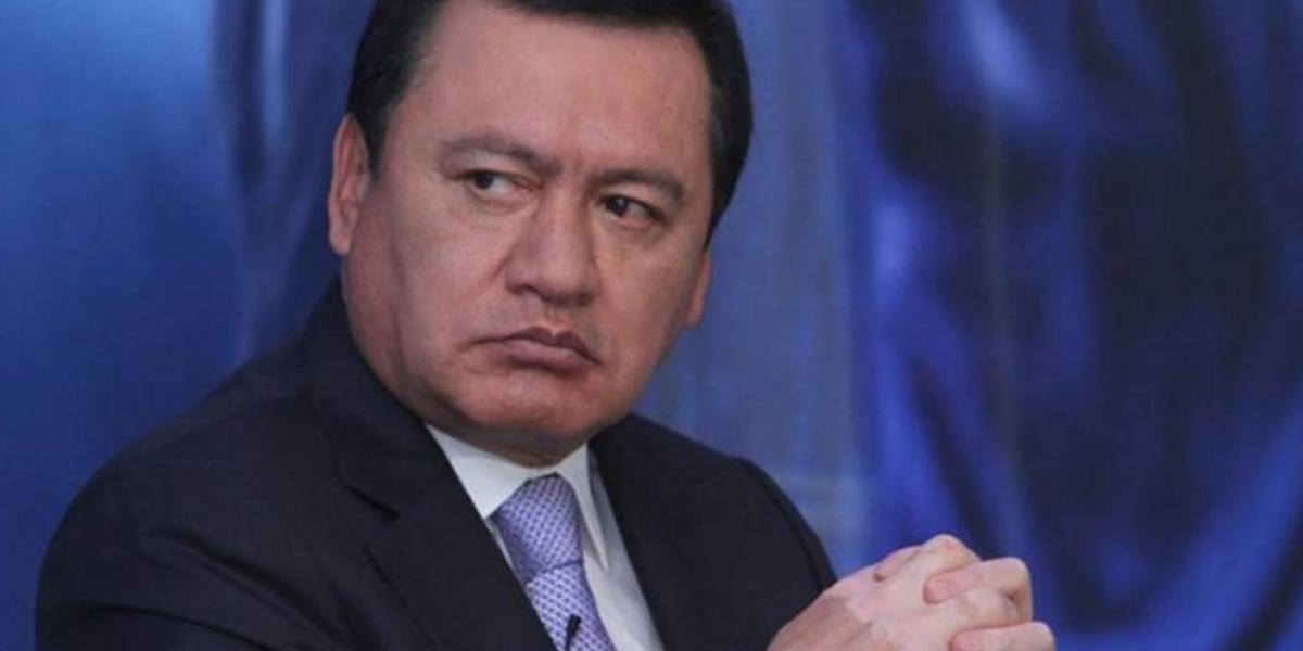 Investigan a Osorio Chong por caso Odebrecht