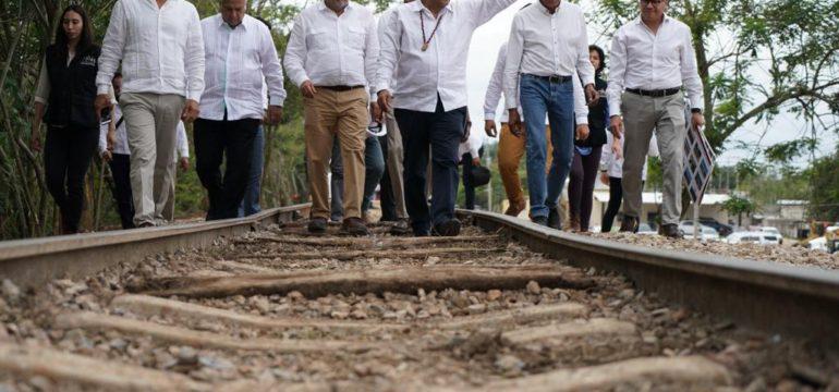 SCT debe entregar permisos para construir y operar terminales del Tren Maya