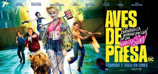 Llega  'Aves de presa' a los cines mexicanos