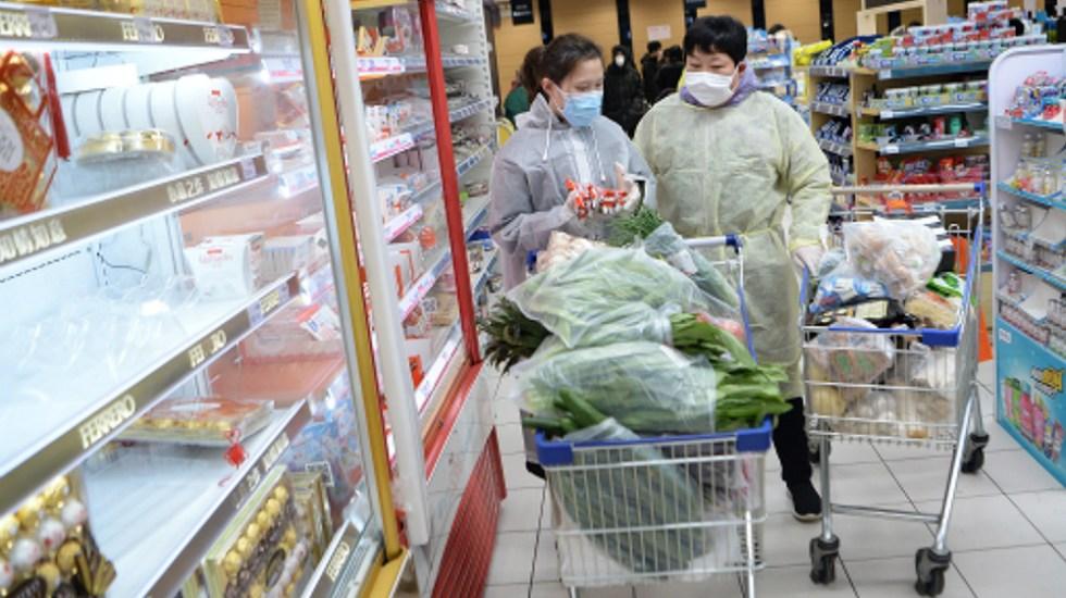 Coronavirus y Año Nuevo Lunar elevan la inflación china a máximos desde 2011