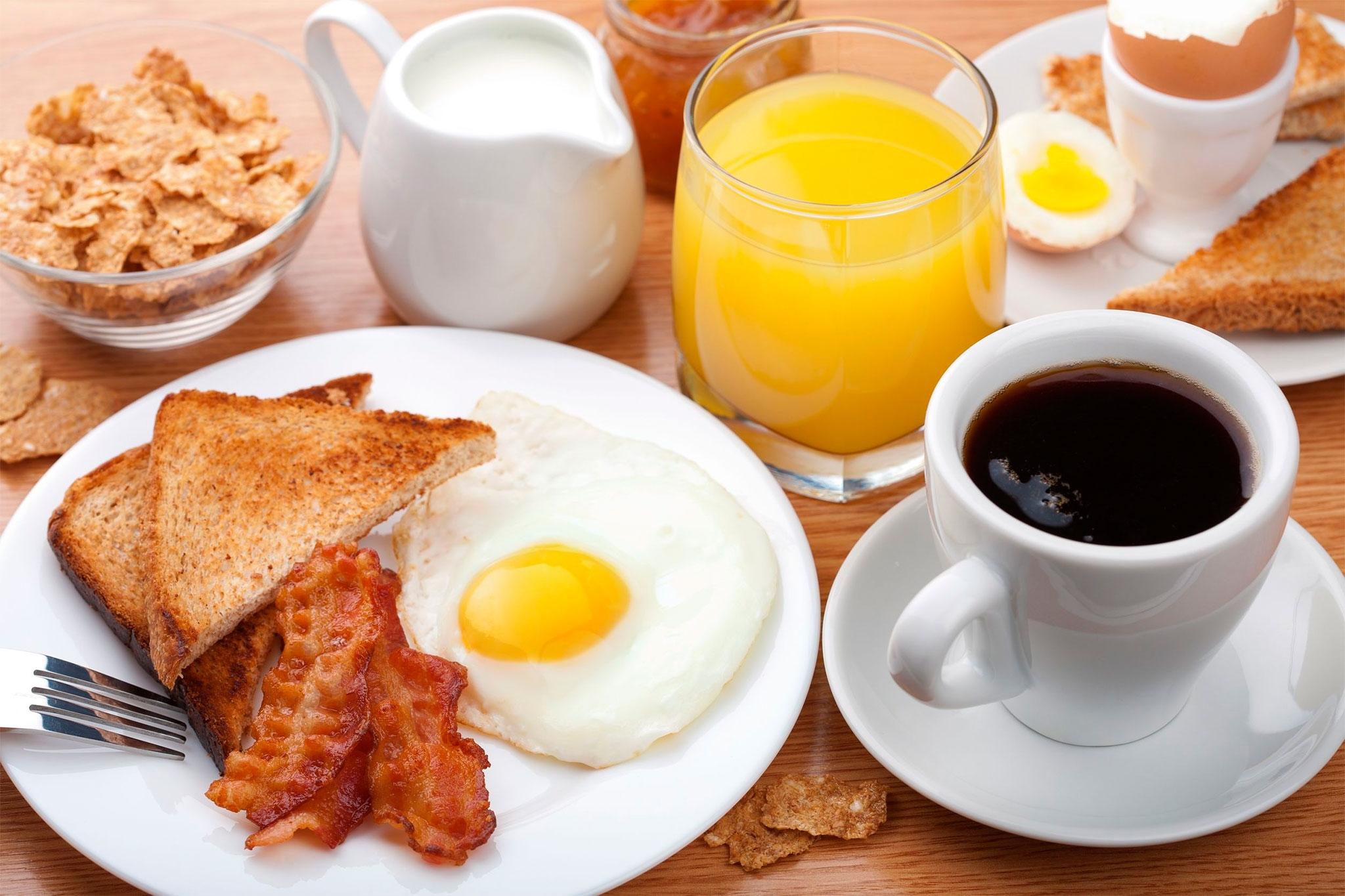 Consecuencias de no desayunar