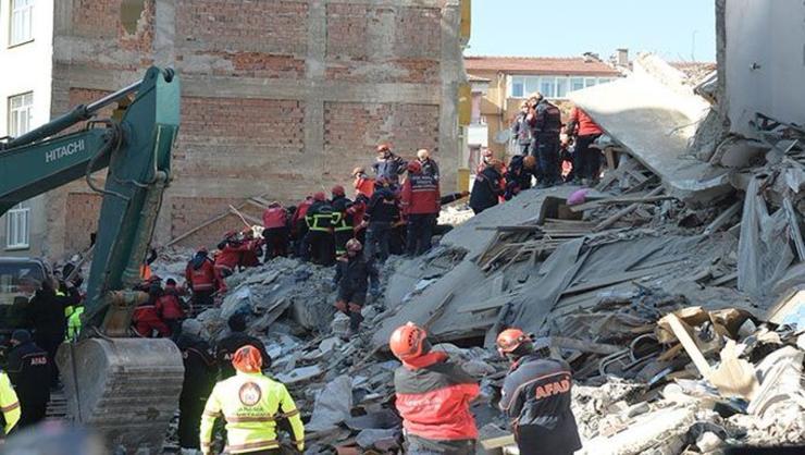 Sismo de magnitud 5.7 azota a Irán