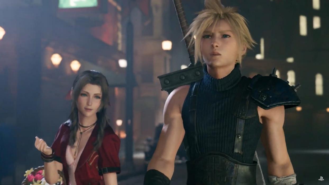 Llega el segundo tráiler de Final Fantasy VII Remake
