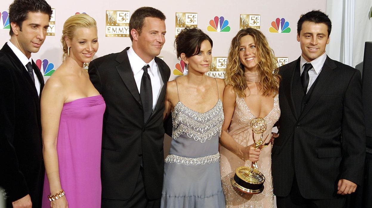 HBO confirma programa especial de Friends