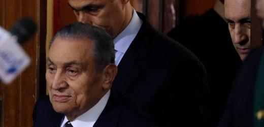 A los 91 años muere el ex presidente, Hosni Mubarak