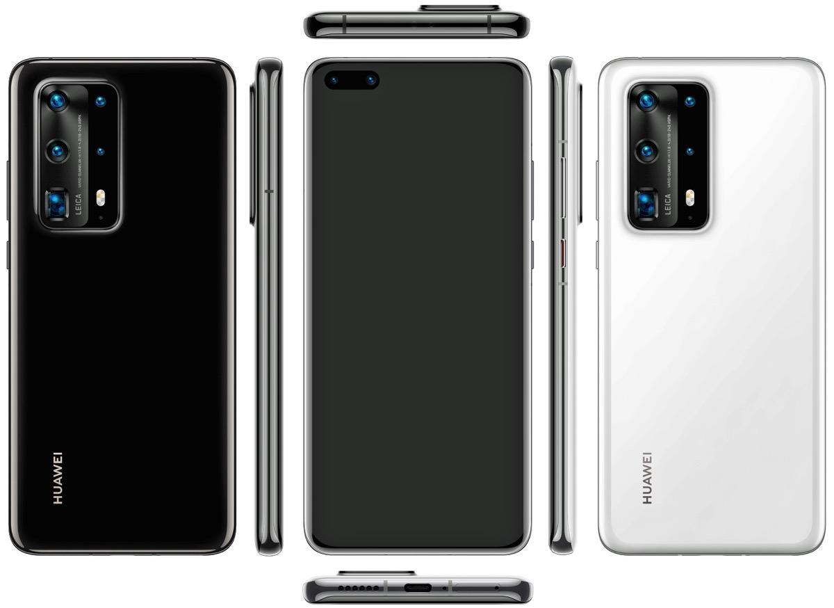 El nuevo Huawei P40 Pro