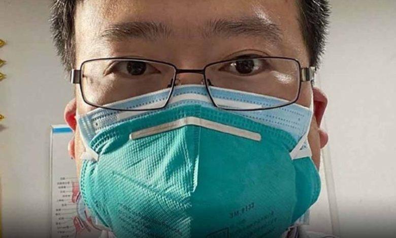 Muere médico chino que alertó sobre el coronavirus